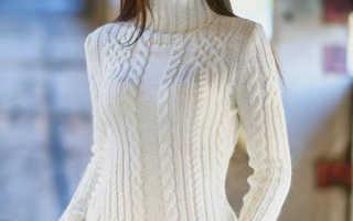 Белый свитер: с чем носить и как выбрать