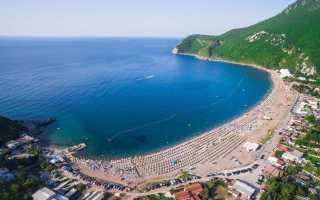 Все, что нужно знать о поселке Чань в Черногории