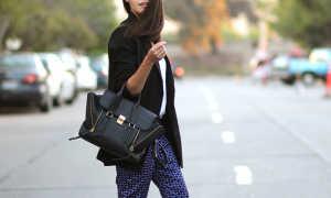 Женские брюки бойфренды: с чем носить