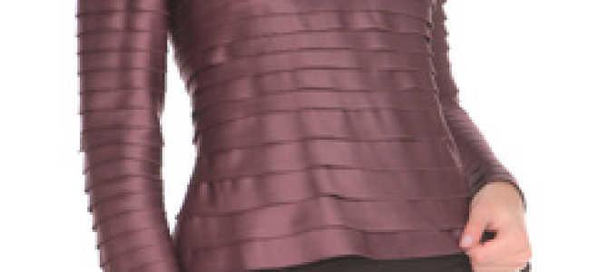 Блузки с открытыми плечами: описание с фото, модели, отзывы