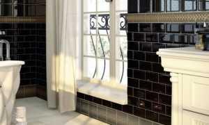Плитка «кабанчик» в ванной: особенности, плюсы и минусы, рекомендации по выбору