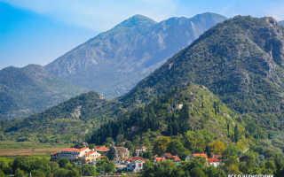 Черногория в сентябре: погода и отдых