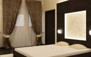 Идеи дизайна интерьера спальни в стиле минимализм