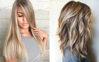 Мелирование на русые волосы средней длины: особенности, разновидности и советы по подбору