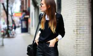 Коричневые шорты: как и с чем носить, фото