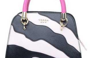Сумки Tosca Blu: с чем носить, фото