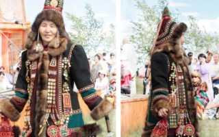 Якутский национальный костюм: описание с фото, модели, отзывы
