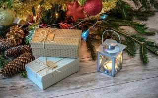 Идеи подарков для мальчика 4-5 лет на Новый год