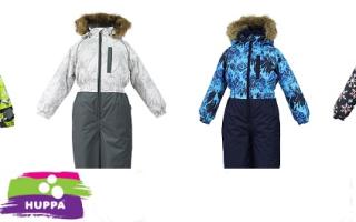 Детский зимний комбинезон: с чем носить и как выбрать