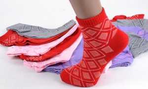 Модные носки: описание с фото