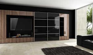 Шкаф-купе в гостиную: виды, выбор и варианты в интерьере