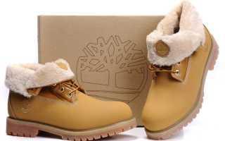 Женские ботинки Timberland: описание, модели, выбор