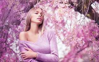 Что означает фиолетовый цвет в психологии?