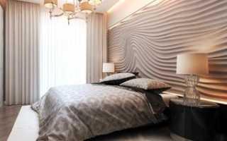 Оформление спален в различных стилях