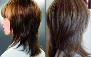 "Стрижка ""аврора"" на средние волосы: тонкости подбора и укладки"
