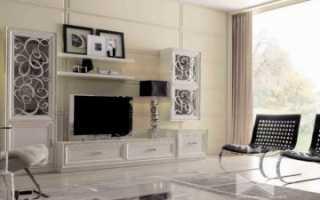 Итальянские стенки для гостиной
