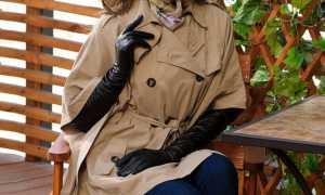 Длинные перчатки: описание с фото, модели