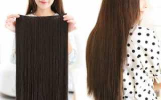 Волосы на леске: как выбрать и крепить?