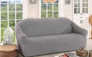 Еврочехлы на диван: описание, виды, правила выбора