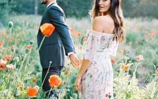 Интересные идеи для свадебных фотосессий в разные времена года