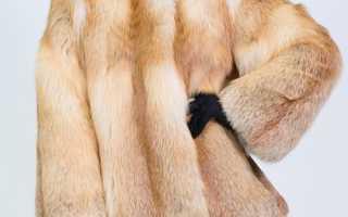 Шуба из лисы: описание с фото, модели