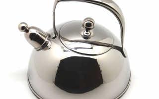 Чайники из нержавеющей стали для газовых плит: рейтинг лучших моделей и выбор