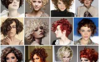Стрижки, не требующие укладки на волнистые волосы