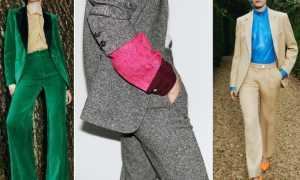 Жакеты – модные тенденции 2020
