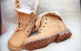 С чем носить ботинки Timberland?