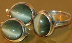 Камень кошачий глаз: значение и свойства