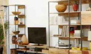 Идеи дизайна гостиной с компьютерным столом