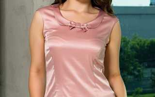 Фасоны блузок: описание с фото, модели, отзывы