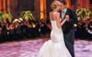 Танец жениха: с кем и что танцевать на свадьбе?
