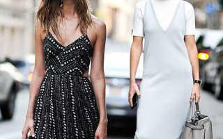 Сарафан Dolce&Gabbana: как и с чем носить, фото