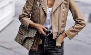 """Куртка """"Косуха"""": с чем носить и как выбрать"""
