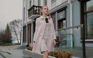 """Пальто """"Элема"""": с чем носить и как выбрать"""