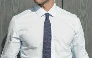 Приталенная рубашка: как и с чем носить, фото