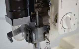 Лампы для швейной машины: разновидности, рекомендации по выбору