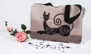 Текстильные сумки: с чем носить, фото