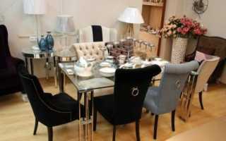 Кресла для кухни: виды и выбор