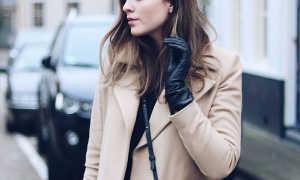 Кожаные перчатки: описание с фото, модели