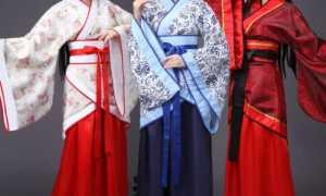 Китайский национальный костюм: описание с фото, модели, отзывы