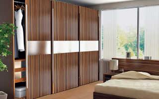 Шкафы в спальню: разновидности, рекомендации по выбору и расположению