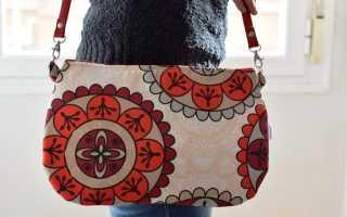 Холщовая сумка: с чем носить, фото