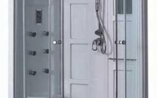 Душевые кабины с низким поддоном: виды, размеры и правила выбора