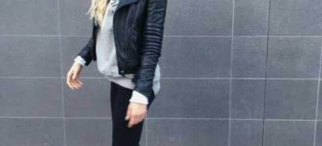 Женские худи с капюшоном: как и с чем носить, фото