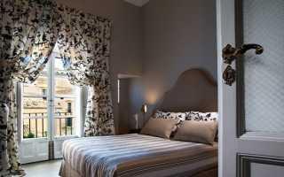 Двойные шторы для спальни: какими бывают и как выбрать?