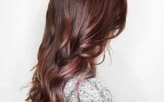 Цвет волос какао: оттенки, марки красок и уход после окрашивания