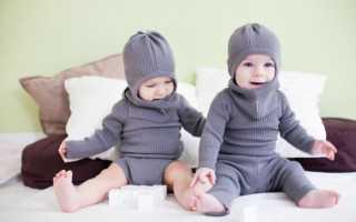Выбираем детские термоноски