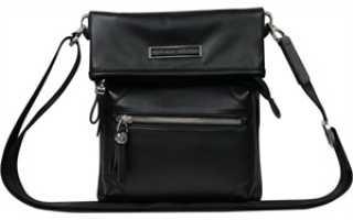 Женская сумка-планшет: с чем носить, фото